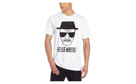 Yezst Breaking Bad Heisenberg Short Sketch Adult Tee b75b056e-69e2-4e4e-9099-c9c37c39a4fa