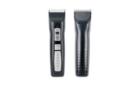 Low Noise Professional Pet Electric Grooming Clipper Black 0b05ac11-6261-404b-ad41-5d7a01941293