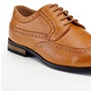 Franco Vanucci Men's Cap Toe or Wingtip Oxford Shoes