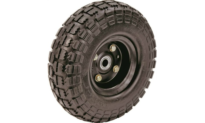 """10/"""" Farm /& Ranch FR1030 No-Flat Replacement Tire For Yard Carts"""