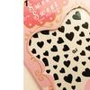 Fashion Love Heart Design Nail Art Sticker Decal Manicure Nail Tip Decoration