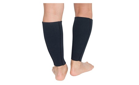 Shin Support For Running, Athletic Sports & Crossfit (black) 9f141677-72e8-4e71-80f9-7d9086aa7052