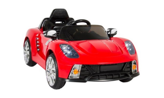 rastar 12v ferrari laferrari kids electric ride on car