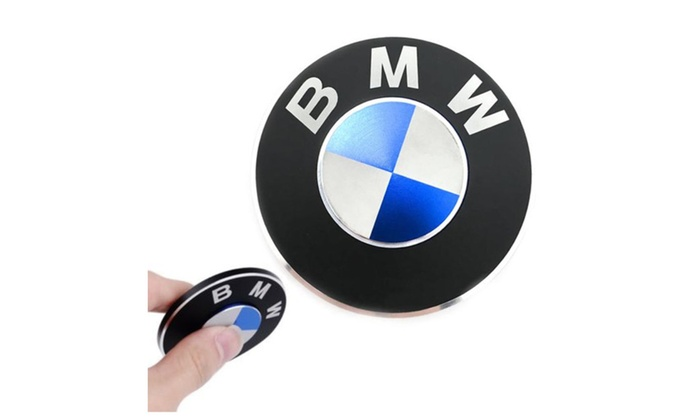 bmw logo fidget spinner stress adhd anxiety groupon. Black Bedroom Furniture Sets. Home Design Ideas