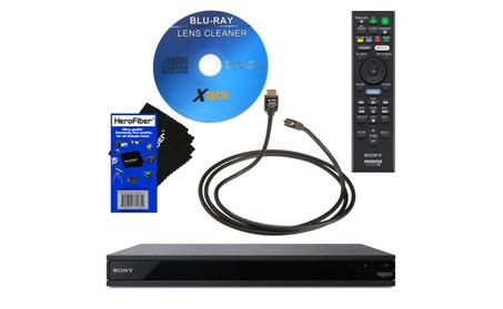 Sony UBP-X800 4K Ultra HD Wi-Fi Blu-ray Player + More NEW 10a63a58-1bd1-428c-8a25-f2e7cae4a413