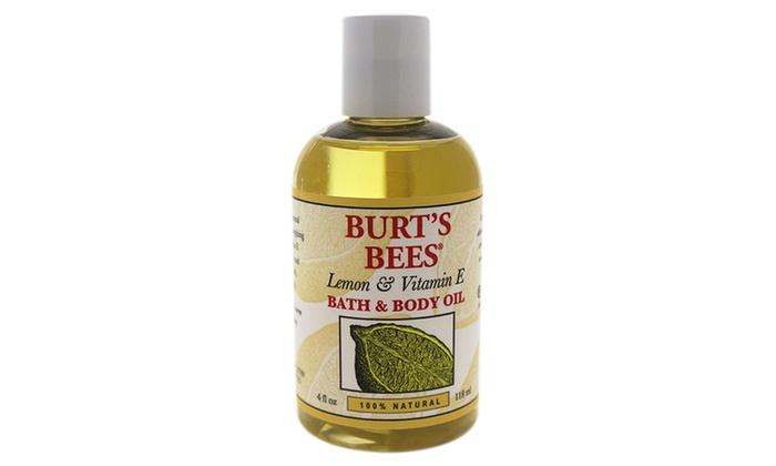 Burt S Bees Lemon Vitamin E Bath