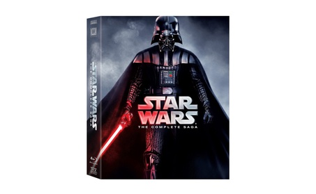 Star Wars The Complete Saga Blu-ray 9-Disc Boxed Set Episodes I-VI 1-6 4f6c47a6-23c4-4923-a9b1-9f14068a87d4