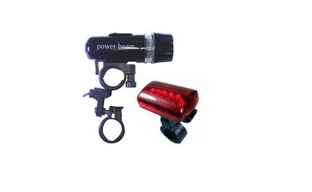 Waterproof Bike Bicycle Lights 5 LEDs Bike Bicycle Front Head Light 2c8f950c-b29d-4e99-8273-c1a060370906