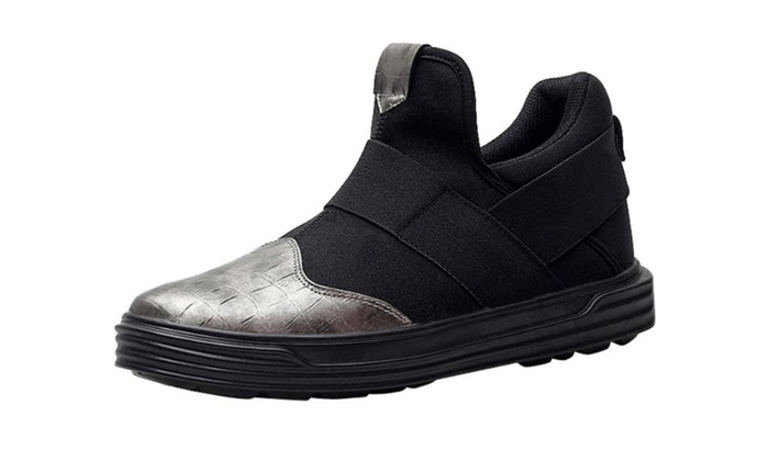 Men's Ventilation Leisure time Pu Shoes