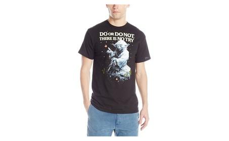Star Wars Men's Yoda Magic T-Shirt f1d761d5-9c56-4fc1-b0ef-7cc635ead947