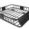 Universal Roof Rack Cargo Car Top Luggage Carrier SUV Traveling Basket