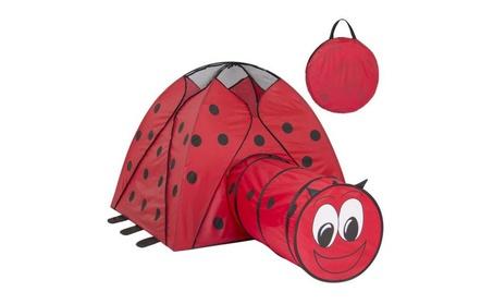 Kids Pop-Up Folding Lady Bug Play Tent 7fad632c-2229-4815-ae65-468c3238adfe