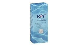 K-Y Ultragel Lubricant (1.5 or 4.5 Fl. Oz.)