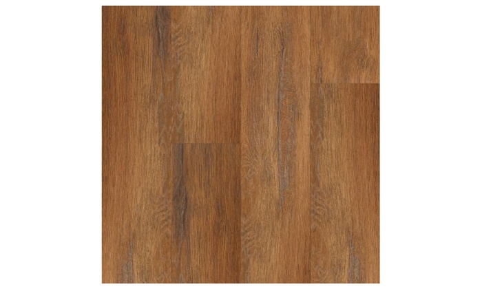 Select Surfaces Caramel Laminate Flooring 6 Plank