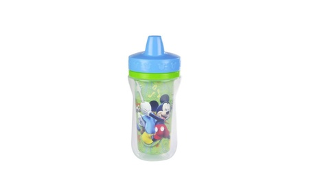 The First Years Baby Mickey and Minnie Mouse Insulated Sippy Cup eee0b38d-91c3-4b0a-ad0c-6adf9b8b4741