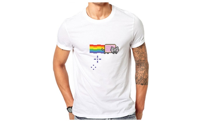 Nyan Cat Funny T-shirt