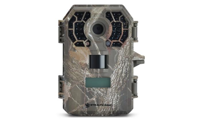 Stealth Cam G42NG No Glo Digital Trail Game Camera 10MP