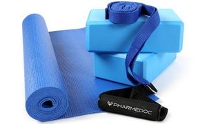 PharMeDoc Yoga Starter Kit (4-Piece)