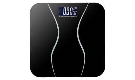 180Kg Slim Waist Pattern Personal Scale Black Was: $65.99 Now: $9.99.