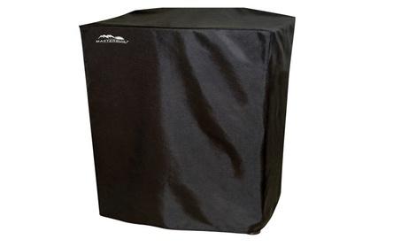 "Masterbuilt 20080210 Polyester Smoker Cover, 40"", Black 5efb29a4-7895-4669-8c6b-0c78cea7ef6a"