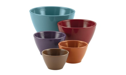 Rachael Ray Cucina Nesting Measuring Cup Set (5-Piece)