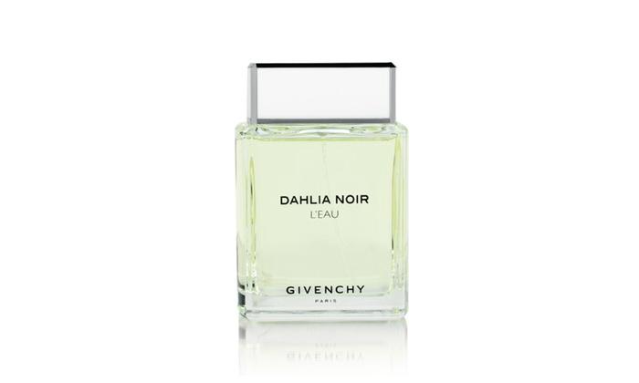 Givenchy Dahlia Noir Leau 42 Oz 125 Ml Edt For Women Groupon