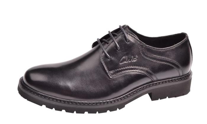 Men's Fashion leather Dress Shoes