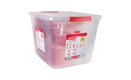 Rubbermaid 62-Piece TakeAlongs Food Storage Set 920f926c-dea0-4fc8-82b7-42590d909767