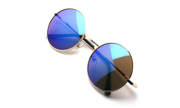 8139e40e8070 John Lennon Inspired Sunglasses Round Hippie Shades ...