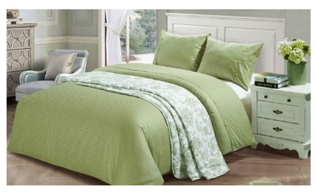 5 Piece Army Green Bedding Set Comforter Set