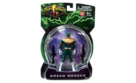 Power Rangers Mighty Morphin 4 Inch Action Figure Green Ranger 2f4f45c0-f9ec-4617-adf1-feea9d76f7f5