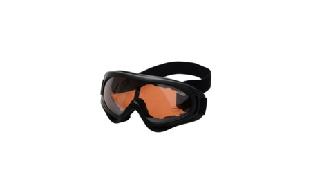 Motorcycle Glasses Kite Surfing Cycling Ski Tactical Airsoft Goggles - Orange f31dd0c0-bc8c-4ce4-b8aa-276091af397f