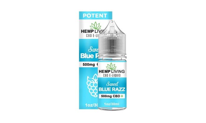 Up To 25% Off on Hemp Living CBD Vape Juice E-    | Groupon Goods