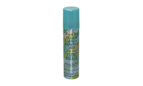 Capri Breeze Fragrance Deodorant Body Spr 2.5 Oz / 70.9G For Women f46e1c27-d603-4501-ae9e-8bbbc287dcea