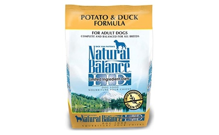 Natural Balance L.I.D. Limited Ingredient Diets Dry Dog Food 46edb8e1-d4fd-4c50-8e78-4b7edc2be5a0