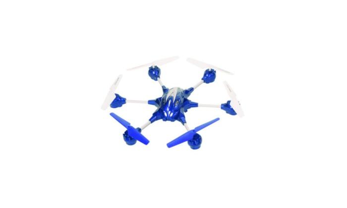 Goplus W609-10 4.5Ch 2.4G Remote Control Rc Gyro Rtf Hexacopter w/ Hd