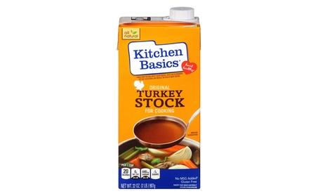 Kitchen Basics Original Turkey Stock, 32 oz. 634e96a7-b1ff-437c-9494-d041a3de54cb