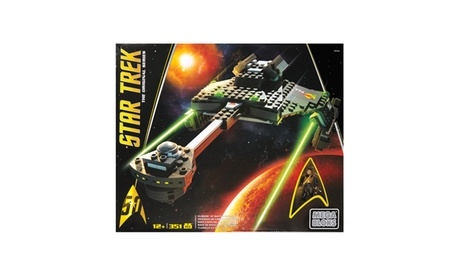 Star Trek the Original Series - Klingon D7 Battle Cruiser: 351 Pcs 5badeecd-c398-4381-a7de-90d6ef5ff5d9