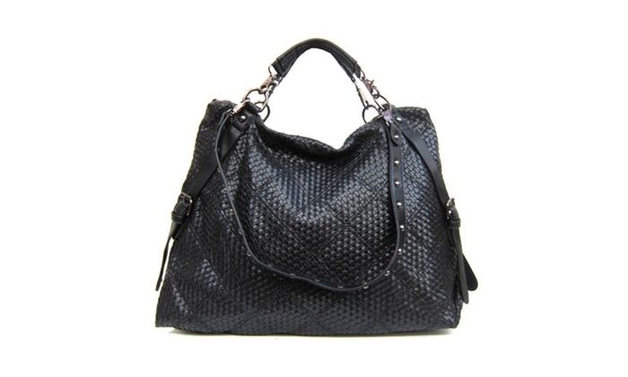 Soho Collection Duxbury Satchel Handbag
