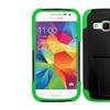 Insten Hybrid Case For Samsung Galaxy Core Prime/prevail Black/green