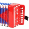 Mini Musician Pro Toy Accordion Children's Instrument (Red)