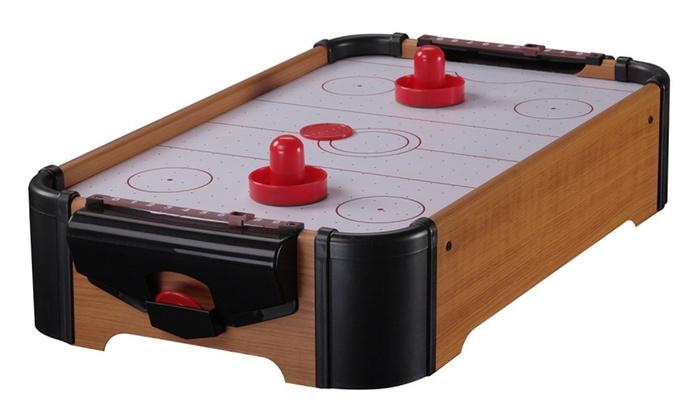 Air Hockey Tabletop Game Holiday Gift Idea