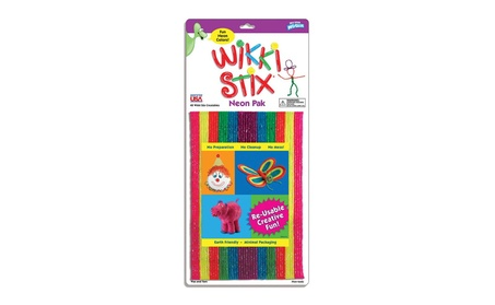 Wikki Stix Art and Craft Wikki Stix, Assorted Package a3097c22-7a9d-430c-854a-ef6a376692d9