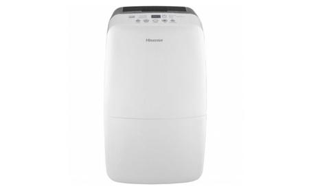 Hisense DH-50K1SDLE Energy Star 50 Pint 2-Speed Dehumidifier 7a08f3a9-393d-4a2a-bd30-faa39af7f405