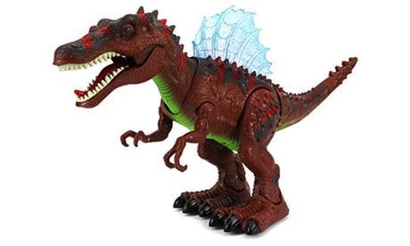 VT Dinosaur Century Spinosaurus Battery Op Toy Dinosaur (Colors May Vary) 821c9a1f-5ea0-4f43-ba1d-6522d66067c3