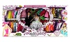 Groupon Goods: My Little Madilynn 'Just Married' Toy Playset w/ Bride & Groom Dolls, Dresses