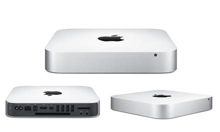 Apple Mac Mini Desktop Refurbished (Scratch & Dent)