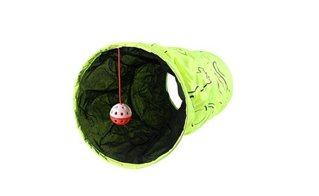 Green Small Cat Tunnel 5d241995-c41b-42da-8848-87b89f5df004