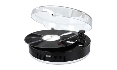 Stereo Turntable with Bluetooth Transmit and Bluetooth Speaker 81509792-b372-4ee5-be2a-e5c0cb426fbd