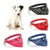Adjustable Pet Dog Puppy Cat Neck Scarf Bandana Collar